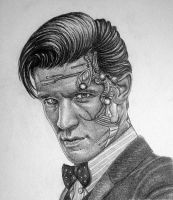 Mr Clever portrait by Anaisdrawings