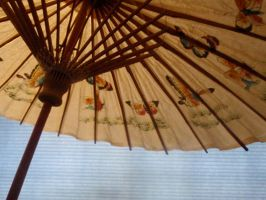 My Parasol by DreamsWithinMe