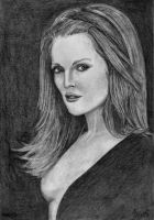 Julianne Moore by StandsWithAPencil