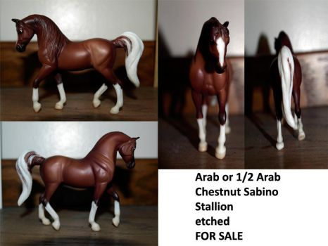 Etched Breyer - For Sale by sneakysneak