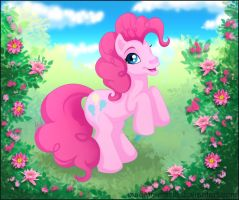 MLP Pinkie Pie by madam-marla