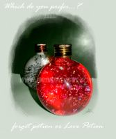 Forget Potion or Love Potion by AnitsircCAF