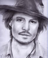 johnny depp by amerakat