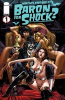 Baron Von Shock  issue 1 by donnyhadiwidjaja