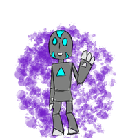 Contest Entry - Hello Robot by WeirdLittleZombie