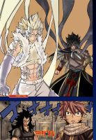 Fairy Tail 295 color1 cleaning written by Ulquiorra90