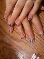 Music Note Nails by Happynails