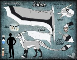 Sidian Reference Sheet by sidian