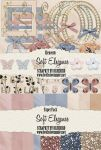 Soft Elegance Scrapkit by Bluebirdofhappiness