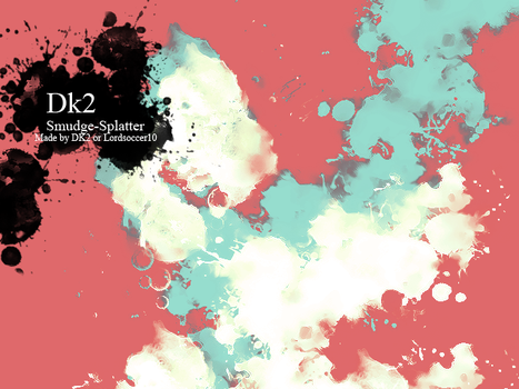 Smudge Smudge 2nd Brush set by lordsoccer10