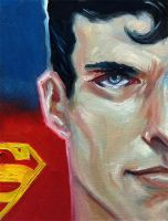 Graphic Heroes 100 Man of Steel by grantcooley