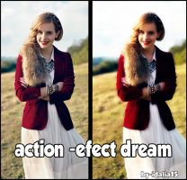 action efect dream by idalia15