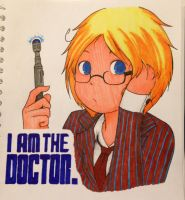 I Am The Doctor by SuperAelita