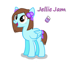 JellieJam by Drizzle-The-Glaceon