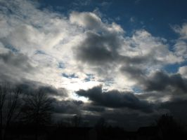 Clouds 11 3 2012 8 by TheStockWarehouse