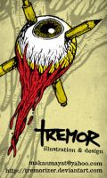 business card by tremorizer