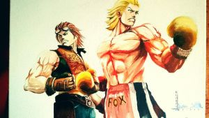 The King of Iron Fist Tournament by CloudsKeeper