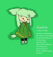 Giselle by Pixel-777