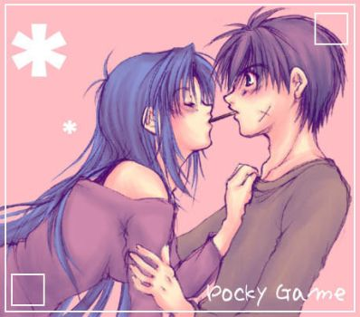 Pocky Game by Truechaos7