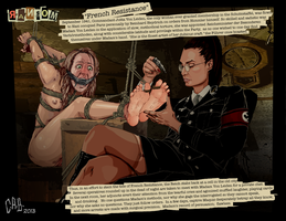 rAnSoM ~ French Resistance by CeeAyBee