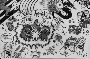 The Rabid Animal Club Demo by GinAkuma