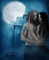 Haunted Love by Melanie-J-Howle