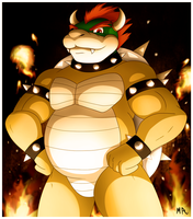 Bowser by ShadowNinja976
