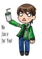 No Juice For You by CheshireP