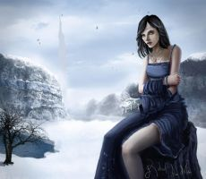 Snow white queen by orochi-rob
