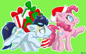 Christmas Shopping by TheWardenX3