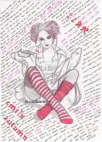 Emilie Autumn Liar by AliceXofXdarkland
