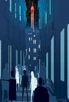 November 13, Paris. by PascalCampion