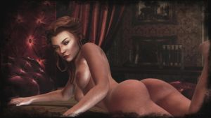 Game of Thrones - Sexy Margaery by ethaclane