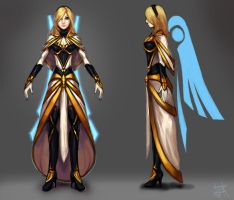 LoL - Avatar Lux Design by cubehero