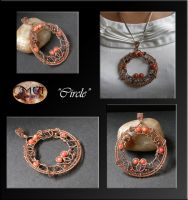 Circle- pendant by mea00