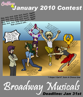 JAN 2010 Contest by elfgrove