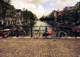 Amsterdam by Papillions