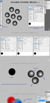 Shaded Sphere Brush Tutorial by nominee84