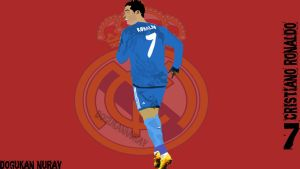 Cristiano Ronaldo Vector  DogukanNuray by DogukanNuray