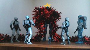 RoboChristmas by Carnivius