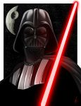 Vader by SumtimesIplaytheFool