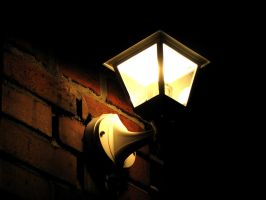Village Latern by esCap3