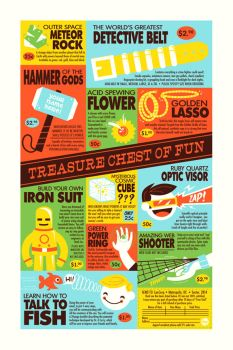Treasure Chest of Fun by Montygog