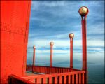 Golden Gate No.1 by existentialdefiance