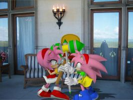 Amy Vs Rosy - Real Version by Rachidna