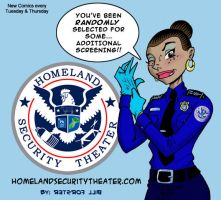 Homeland Security Theater by BillForster