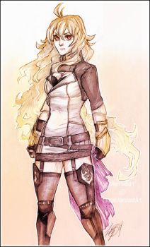 Yang by Weissidian