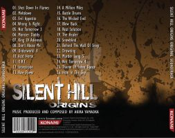 Silent Hill Origins OST Back by OnlyAppearStupid