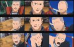 Hidan Funny Faces by OdTSolDier