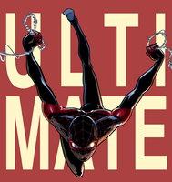 Ultimate spider-man by topper-xt